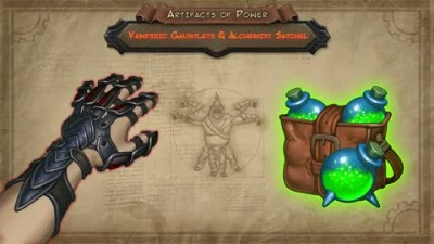 "Orcs Must Die! ""Artifacts of Power DLC Gameplay"""