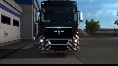 Euro Truck Simulator 2: Как поменять номера на Российские