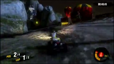 "MotorStorm Apocalypse ""DLC - Eerie Riding at Night """