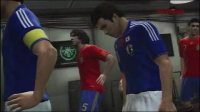 "PES 2011 ""TGS 10: Japanese Action Trailer"""