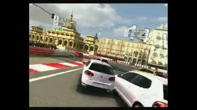 "Real Racing 2 ""Геймплей на iPad 2"""