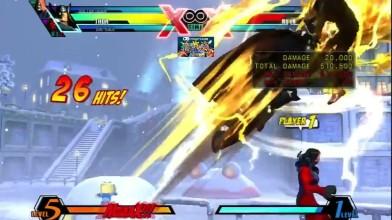 Все комбо Тора в Ultimate Marvel vs Capcom 3