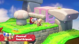 Релизный ролик Captain Toad: Treasure Tracker