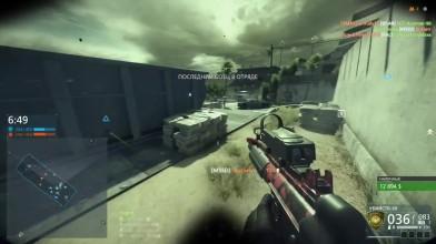 Пистолет-пулемет HK MP5SD в Battlefield Hardline