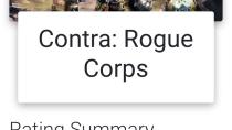 Первые оценки Contra: Rogue Corps