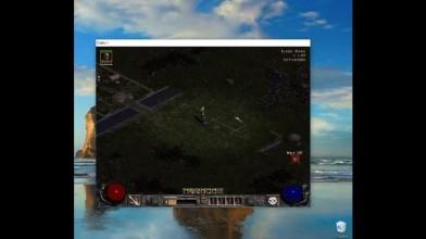Diablo 2 - Сравнение скорости скелетов в патчах 1.07-1.10