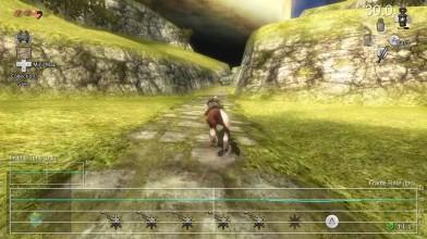 "Legend of Zelda Twilight Princess HD ""Тест частоты кадров"""
