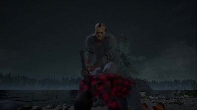 Трейлер Friday the 13th: The Game