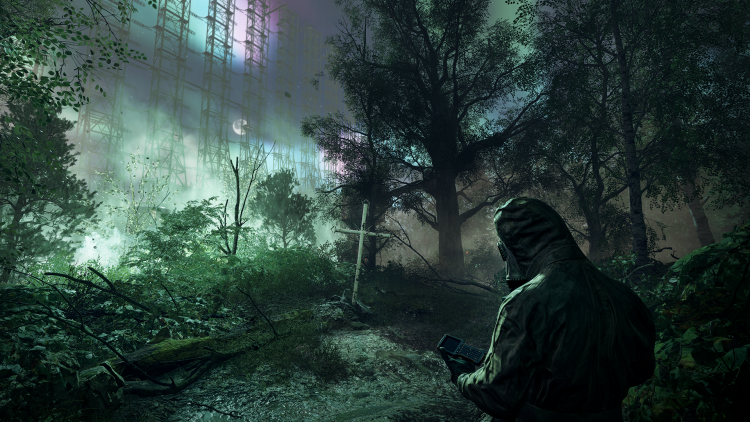 Чернобыльская история любви: сюжетная завязка Chernobylite