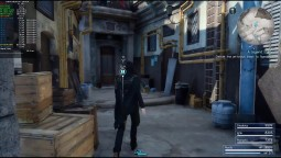 Тестирование Final Fantasy XV Average Settings 1080P | R9 280X | i7 8700K 5.1GHz