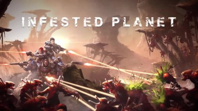 "Infested Planet ""Трейлер релиза в Steam"""