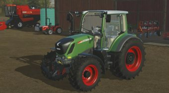 Трактор Fendt 313