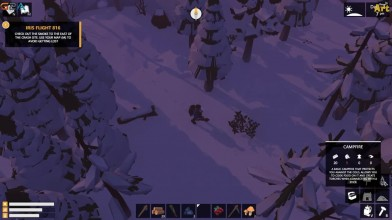"""Первый взгляд """"The Wild Eight"""" - выжить в холодном лесу [ArtGames LP]"""