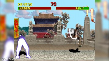 История серии Mortal Kombat (1992-2015) [GAME STORY]
