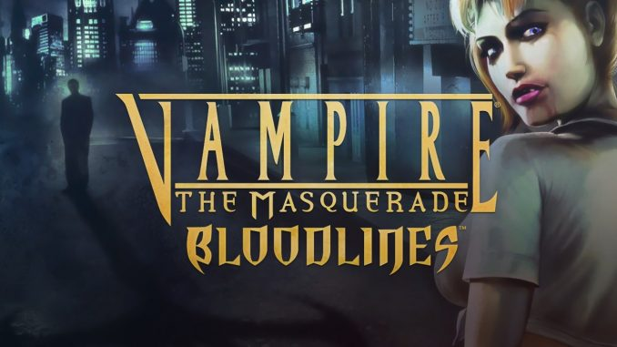 Hardsuit Labs может работать над ремейком Vampire: The Masquerade - Bloodlines