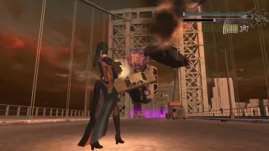 Bullet Witch - геймплей на ПК