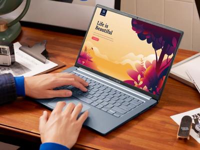 ASUS представила VivoBook 14, работающий сутки без подзарядки