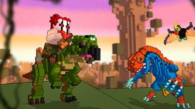 Ранний доступ Dino Tamer в игре Trove