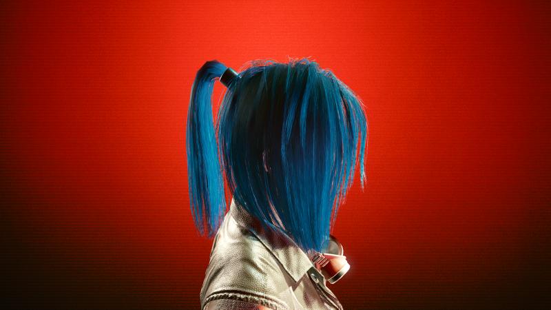 Blue sapphire (9 цвет прически в Save Editor)