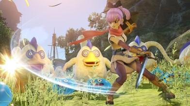 Стала доступна японская демо-версия Dragon Quest Heroes II для PS4