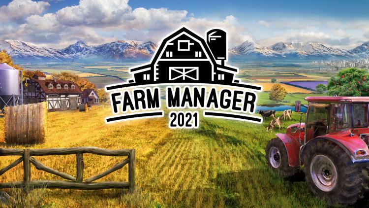 В Steam состоялся релиз Farm Manager 2021