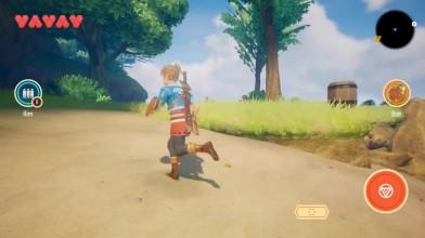 Показан геймплей Oceanhorn 2 - игра выглядит как Zelda