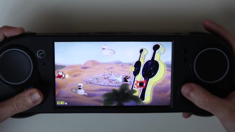 Smach Z - геймплей в Cuphead и другие инди-платформеры