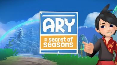 Ary and the Secret of Seasons - красивое путешествие молодой девушки с целью восстановить времена года