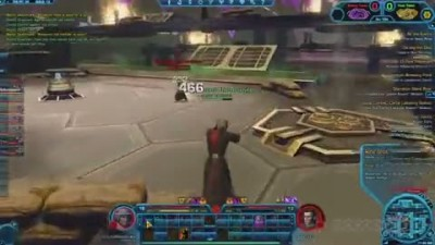 "Star Wars: The Old Republic ""PvP Hutt Ball - Gameplay Video"""