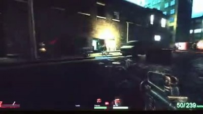 "Left 4 Dead ""QuakeCon 07 City Streets Rampage Cam Gameplay"""