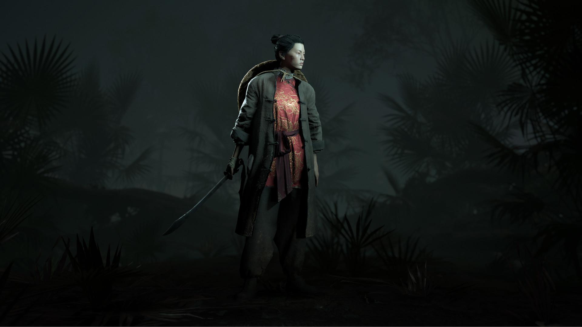 В Hunt: Showdown добавили новых легендарных охотников и оружие