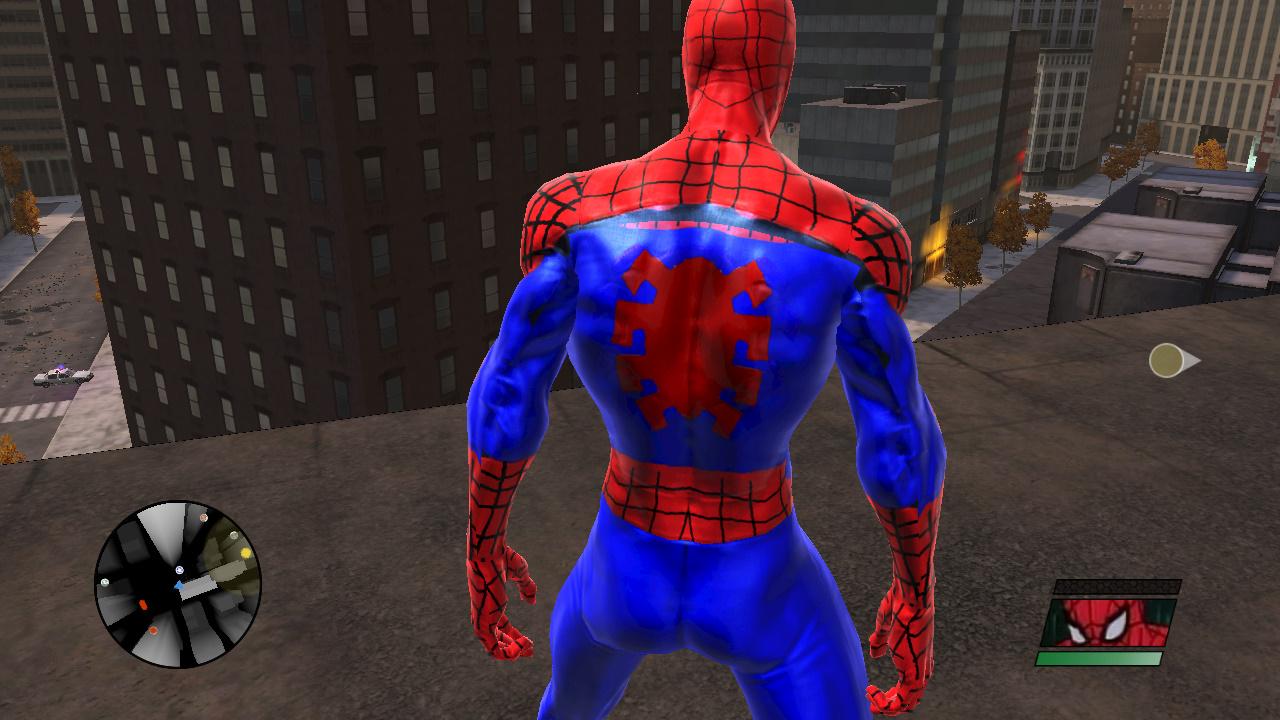 моды на spider man web of shadows скачать