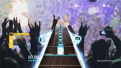 Первое интерактивное музыкальное шоу в Guitar Hero Live