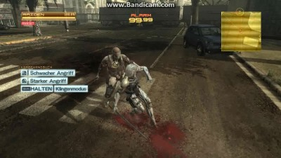 "Metal Gear Rising Revengeance ""Геймплей nvidia Geforce GT 640m 2 gb."""