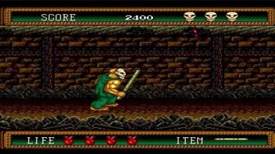 Эволюция серия игр Splatterhouse (1988-2010)