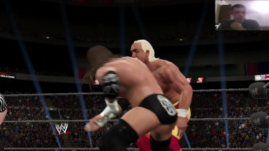 WWE 2K15 Backlash 2002 Triple H vs Hulk Hogan