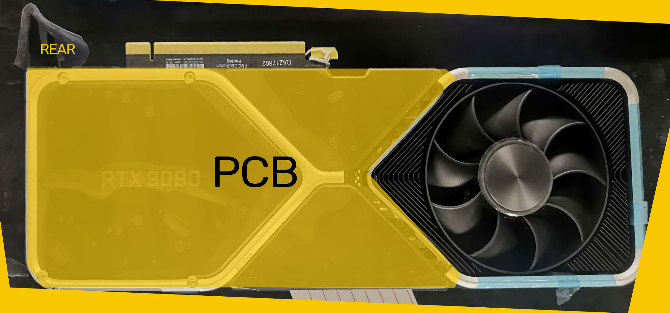 Слух: огромное энергопотребление топовых видеокарт Nvidia нового поколения потребовало усиление системы питания до 20фаз