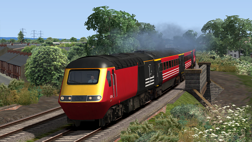 AP: Состоялся очередной релиз Class 43 (Valenta)/Mk3 Enhancement Pack!