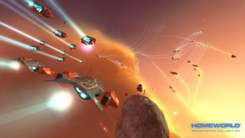 Homeworld Remastered Collection за 299 рублей в Steam