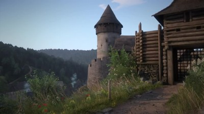 Kingdom Come: Deliverance Gameplay #1 - ЛЕСНОЙ РЕАЛИЗМ
