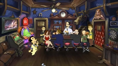 Трейлер Leisure Suit Larry: Reloaded