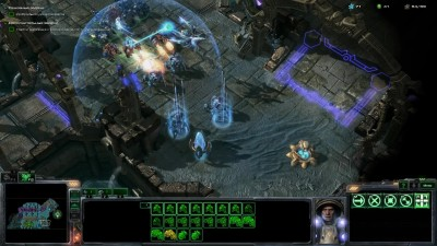 Прохождение StarCraft II Wings of Liberty Часть 6