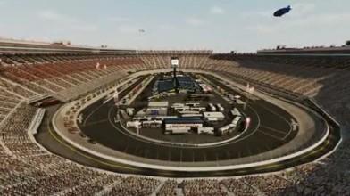 "NASCAR The Game 2011 ""Bristol Motor Speedway"""