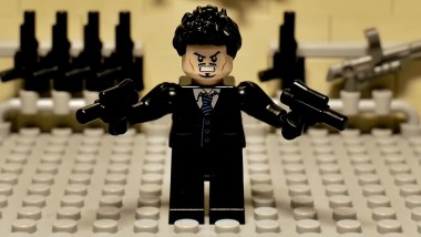 Lego Tony Stark Secret Agent