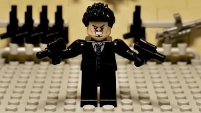 Lego Tony Stark Secret Agent