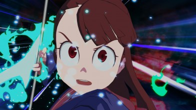Bandai Namco представила новые скриншоты и видео игры Little Witch Academia: Chamber of Time
