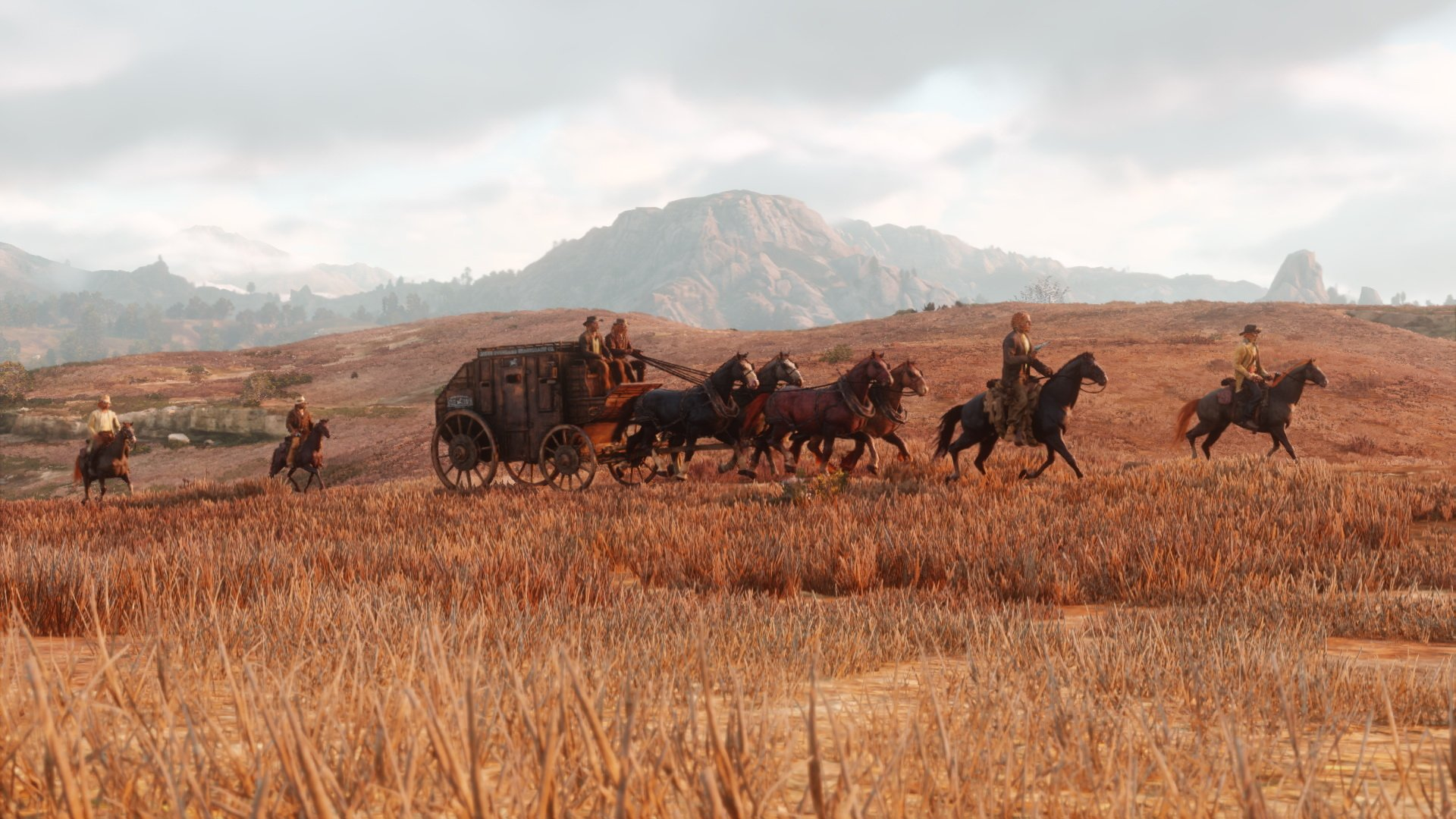 Последнее обновление для ПК Red Dead Redemption 2 устраняет утечки памяти, сбои и проблемы, связанные с AMD