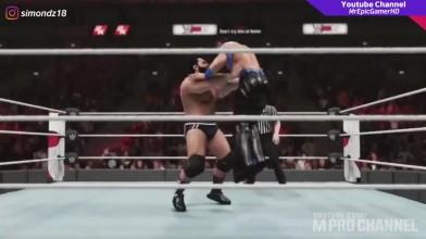 Эволюция WWE 1989 - 2019