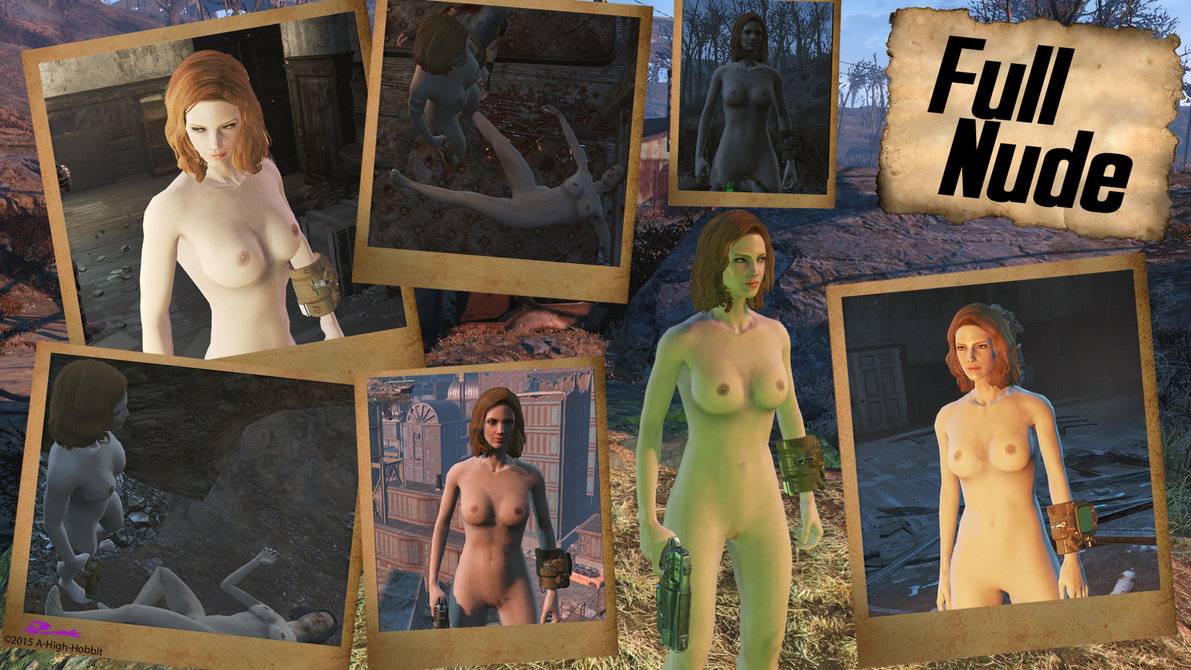 Nexus nude skins mod fallout erotic photos