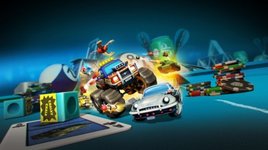 "Micro Machines World Series - новая игра ""веселой"" серии гонок Codemasters"